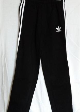 Утепленные спортивные штаны adidas новые