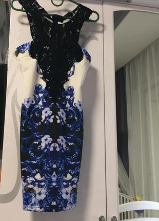 Дужее гарне плаття на літо