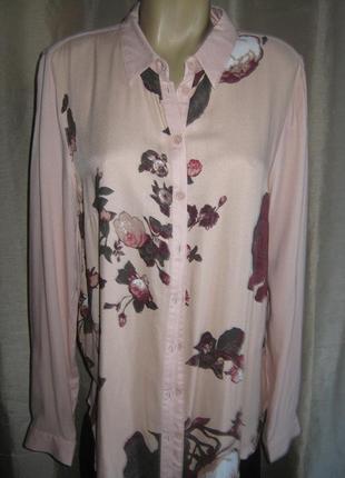 """Стильная блуза-рубашка""""tom tailor"""", германия."""