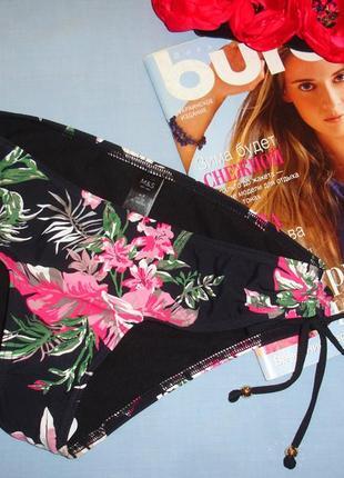 Низ от купальника раздельного трусики женские плавки размер 42-44 / 8 новые черные розовые