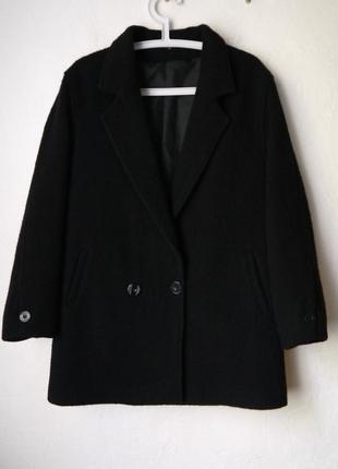 Пальто 100%шерсть