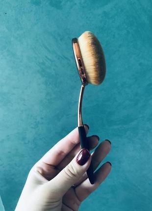 Большая кисть для макияжа