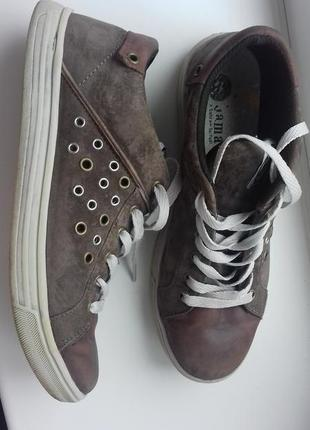Bama полуботинки на шнуровке