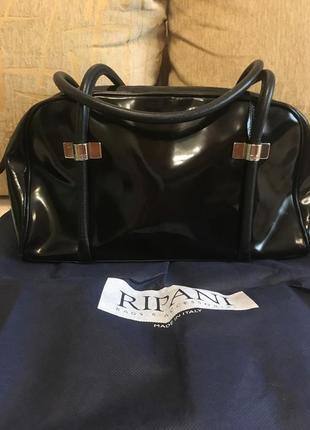Ripani made in italy сумка кожа