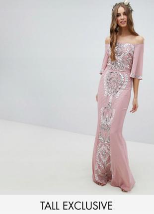 Розкішна сукня maya