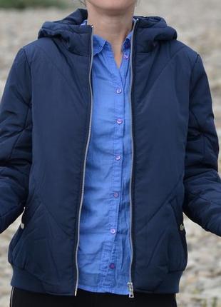 Осінньо-весняна жіноча куртка фірми noisy may