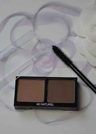 Набор для макияжа бровей chanel la palette sourcils