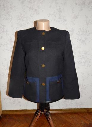 H&m пиджак, жакет стильный модный р6