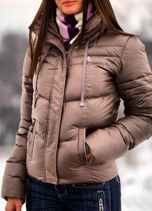 Куртка пуховик adidas оригинал