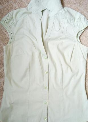 Блузка рубашка размер 42-44
