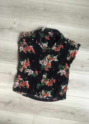Стильная блуза zara