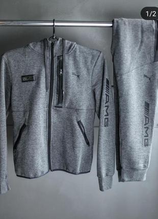 Женский зимний спортивный костюм puma mercedes, цена - 1550 грн ... cb28f42a34d
