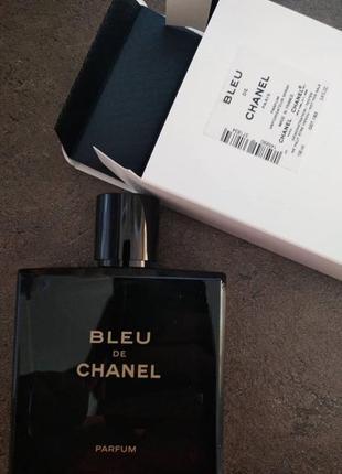 Новинка 2018!!! bleu de chanel parfum духи