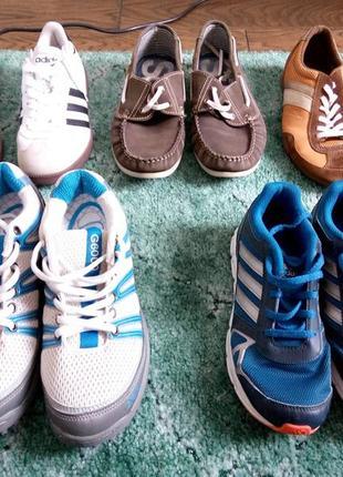 Взуття стокове лот