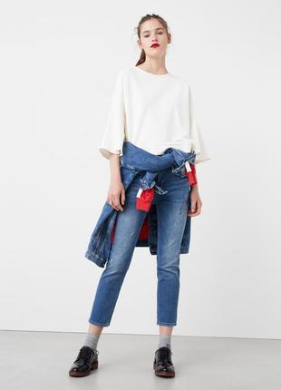 Шикарные плотные джинсы от mango, 36, 38р, испания, оригинал