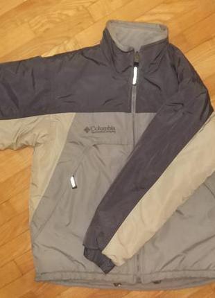 Двухстороння осенняя зимняя куртка columbia 47e8c92e7b632