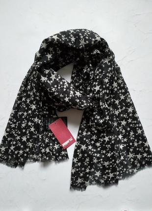 Шарфик шарф со звёздочками pepperts