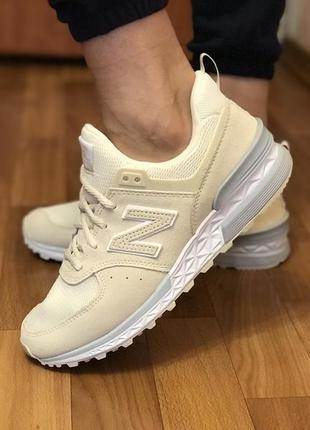 Крутые женские кроссовки new balance 574 оригинал