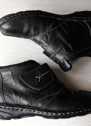32cf456a Утепленные кожаные ботинки reflexan размер 39 Reflex, цена - 490 грн ...