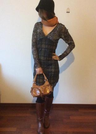 Etensive италия стильное платье
