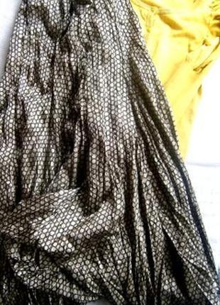 Длинная юбка размер 46-48