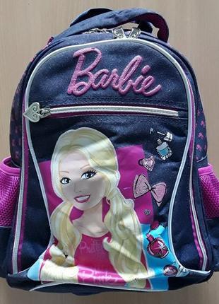 Рюкзак школьний 1 вересня barbie