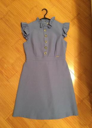 Плаття сукня платье  миди міді1