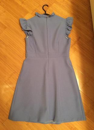 Плаття сукня платье  миди міді3