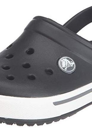 Crocs детские c12 c13 eur 29 30 31 кроксы оригинал крокс crocband сша