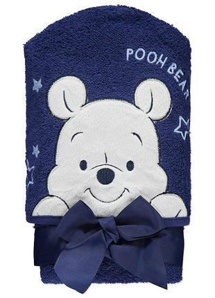 Полотенце-уголок для ванной детское