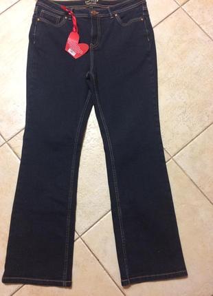 Высокая посадка, классные джинсы marks & spencer  per una