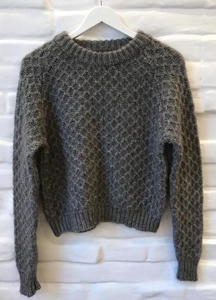 Тёплый свитер кофта vivian graf