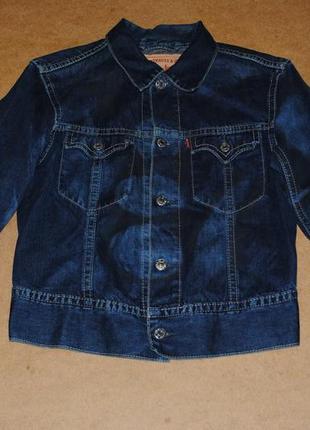 Levis джинсовка джинсовая куртка левайс дизайнерская