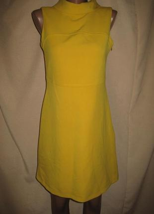 Яркое платье f&f р-р8