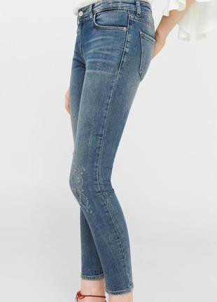 Стильные джинсы от mango, 36р, оригинал