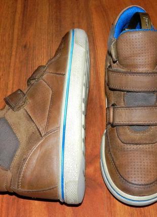 Ecco! оригинальные, кожаные, невероятно крутые ботинки