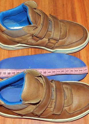 Ecco! оригинальные, кожаные, невероятно крутые ботинки5