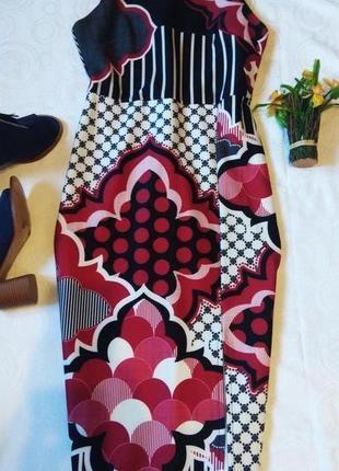 Шикарное платье 10 размер