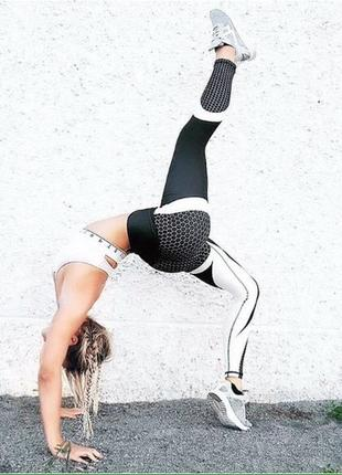 Леггинсы, лосины для йоги, фитнеса2 фото