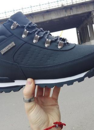 Мужские ботинки тимберланд / timberland (на меху)