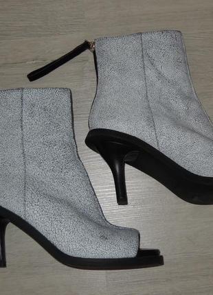 Ботильоны с открытым носком (туфли/босоножки)