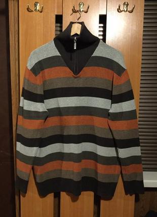 Супер мужской зимний свитер