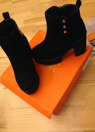 ... Осіннє взуття черевики ботинки 38 розміру2 ... 8f4cf68022f19