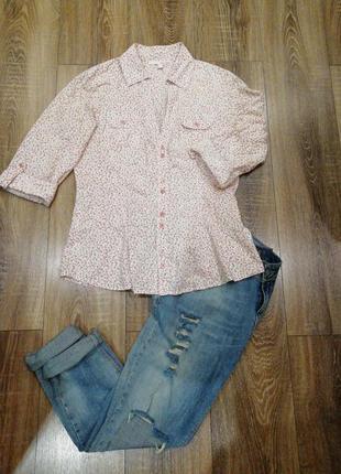 Хлопковая рубашечка