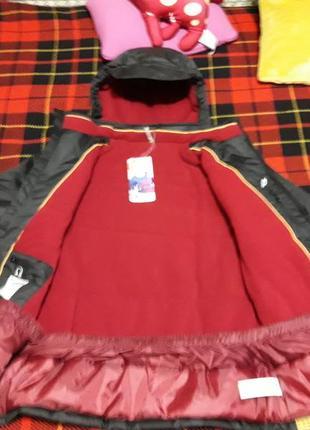 ... Крутая лыжная куртка для подростка от французской фирмы orchestra.3 ... 63af6886243