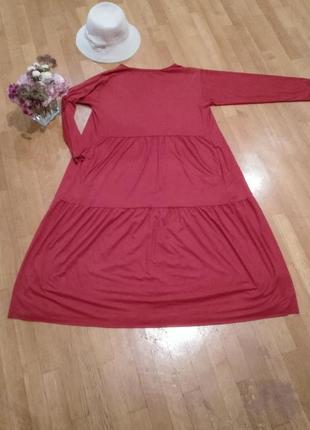 Платье в стиле бохо-шик!