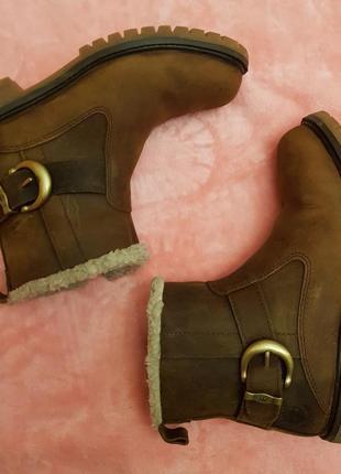 Новые ботинки timberland waterproof 38 р 24 см оригинал