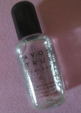 Средство для снятия суперустойчивого макияжа avon