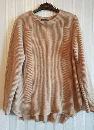👉идеальный теплый свитер с альпакой👍