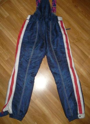 Комбинезон штаны лыжные phenix 52р.идеальное состояние